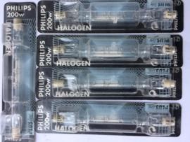 Nr. R103 Philips 200 W. Halogeen plus line long live 2000hrs lengte 118 mm