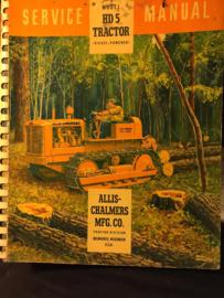 Nr.16276 --16mm-- Seeing is Believing, promotie film uit de jaren '50 van Allis Chalmers Tractors 1946-1955, mooi van kleur en Engels gesproken, speelduur 19 minuten, compleet op spoel en in doos