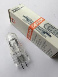 Nr. R187 --Osram  halogeen projectielamp 230v - 1000w nr.64575, 6,3Amp