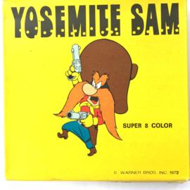 Nr.7279--Super 8 Dump Patrol Bugs Bunny op 50 meter reel kleur silent  op spoel en in orginele doos