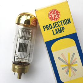 Nr. R232 Projectielamp General Electric CYS 115v - 125v -- 1200 watts