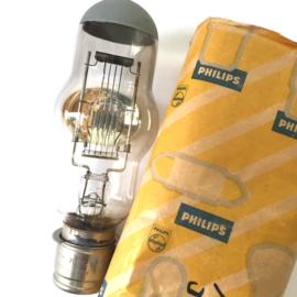 Nr. R261 Philips projectielamp met spiegel 110v 750w Typ 7079C/99  P28S
