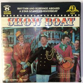 Nr.6637 --Super 8 Sound,, Show Boat 1951 ,, een kleurenfilm vol muziek en dans, 120 meter met Engels geluid in orginele doos