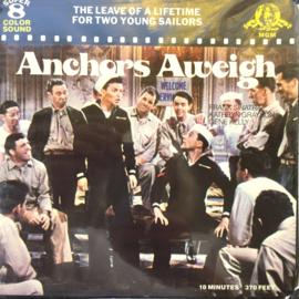 Nr.6910 --Super 8 sound-- Anchors Aweigh, 120 meter kleur Engels gesproken in orginele doos