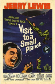 Nr. H6018 - Super 8 Sound -- Jerry Lewis Visit to a Small Planet is a 1960 American black-and-white science fiction  Verenigde Staten  3 reels a 120 meter zwartwit Duits gesproken