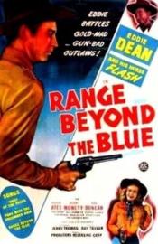 Nr.16420 -- 16mm , Range beyond the Blue (1947) orgineel zwartwit, Engels gesproken met Nederlandse ondertitels film is compleet met begin en end titels speelduur 53 min.