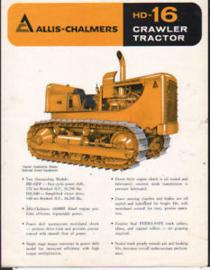 """Nr.16397 --16 mm- een Promotie film van A&C met de titel """" Power Shift Tractors """"zeer mooi van kleur, speelduur 9 minuten een film van Allis Chalmers, Engels gesproken zowel optisch als magnetisch geluid, compleet op spoel en in doos"""