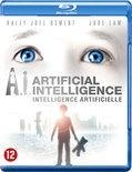 Artificial Intelligence , Stiefen Spielberg,  A.I. is een spectaculair sprookje, met ontroerende vertolkingen en verbluffende special effects, op  blu-ray