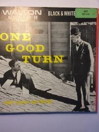 Nr.6511 - Super 8 sound Laurel en Hardy ,One Good Turn, (Mensenredders) 120 meter met Engels geluid de complete versie