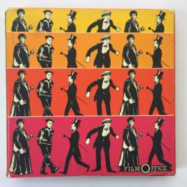 Nr.7062 --Super 8 Silent - Charlie At The Show, goede kwaliteit zwartwit Silent ca 60 meter  in orginele doos