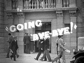 Nr.6522 -- Super 8 sound -- Laurel en Hardy Goin Bye Bye 1934 120 meter met Engels geluid in orginele doos