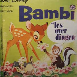 Nr.6692 --Super 8 SOUND-- Walt Disney Bambi Les over dingen, 45 meter kleur Nederlands gesproken,in het orginele doosje