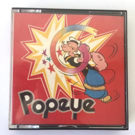 Nr.6969 -- Super 8 SOUND--, Popey A Pol For Olive, ongeveer 60 meter, zwartwit en Engels geluid, in orginele doos