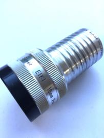 Nr. LE-134 -- projectie lens Super Eiki 16mm Projection Lens F1.5 / 50mm - 2 inch doorsnee ongeveer 30mm met schroefdraadvoor de oudere type's Eiki