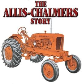 Nr.16374 --16mm-- Allis-Chalmers international tractor/shovel HD7G kort promotiefilmpje, mooi van kleur Engels gesproken speelduur 6 minuten, compleet op spoel en in orginele doos
