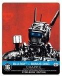 Chappie, Blu-ray 2015 (Steelbook edition)