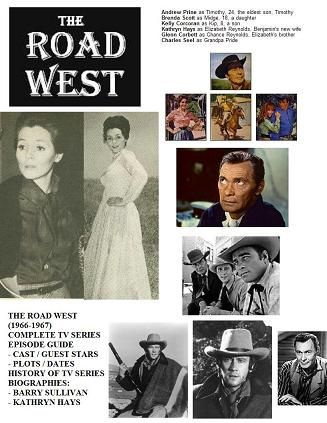 Nr.16306 --16mm-- The Road West ,The Gunfighter,  Western Country: USA Language: English Release Date: 12 September 1966 (USA), speelduur 60 minuten mooi zwartwit Engels gesproken van zeer goede kwaliteit