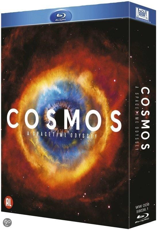 Cosmos 4 Disks 2014 blu ray