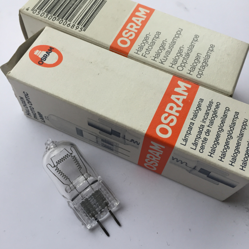 Nr. R191 --Osram  halogeen projectielamp 240v - 150w. nr.645025, 1.6 amp