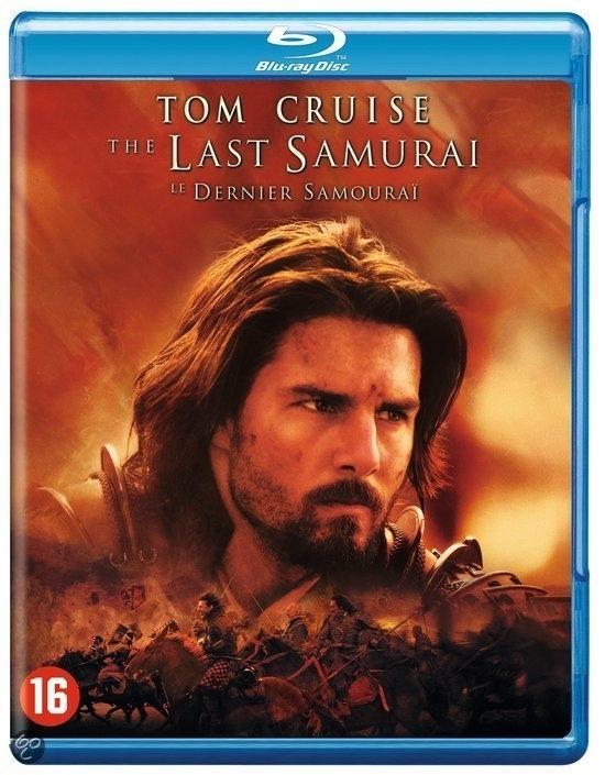 The Last Samurai, Tom Cruise blu ray