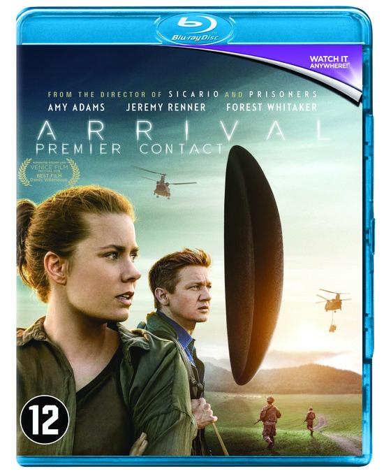 Arrival (Blu-ray) 2017