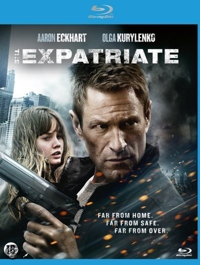 Expatriate 2013 Blu ray