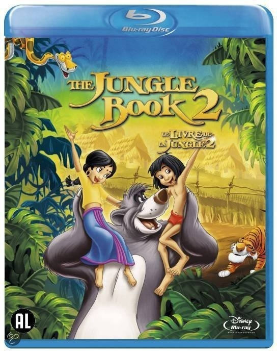 Jungle Book 2 - Disney tekenfilm