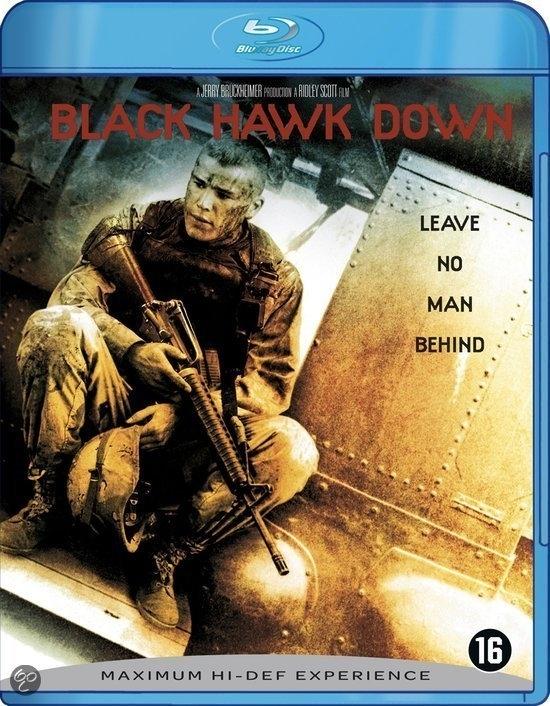 Black Hawk Down Blu ray
