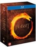 The Hobbit 1 - The Hobbit 2 en The Hobbit 3 - The Hobbit Trilogy (Blu-ray) speelduur 474 min.