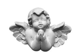 powertex praying angel