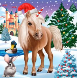 kerstpaardje