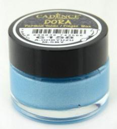 waterbased cadence dora  finger wax hemelsblauw