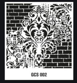 194 grunge stencil