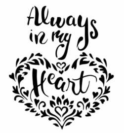 170 always in my heart