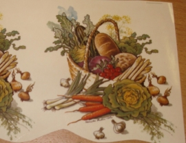 Transfer:Korf met groenten en brood GR
