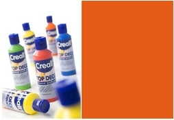Acryl 1509 oranje