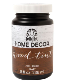 FolkArt • Home Decor wood tint Walnut 236ml