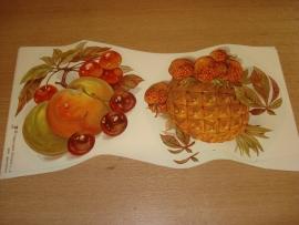 Transfer: Fruit ananas aardbei - perzik krieken