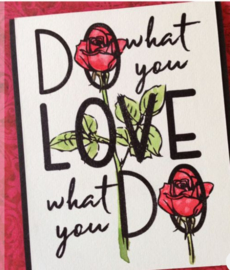 13 coosa craft stempel   do what love...