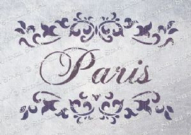 Paris scroll A3