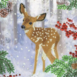 Kersthertje