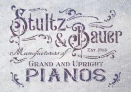 19 : Grand piano A3