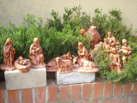 Scioto kerstgroep 15 delig