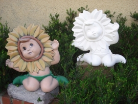 D 1794 Grote sunflowerbaby