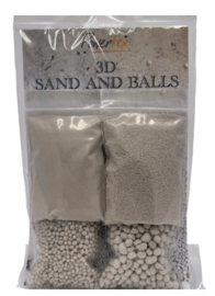 powertex 3d sand and balls