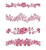 sjablonen/stencils