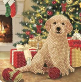 Kerstpuppy