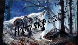 PE 1190 Twee wolven