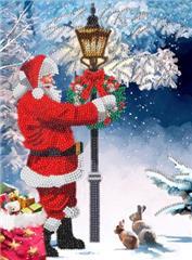 XL kerstman