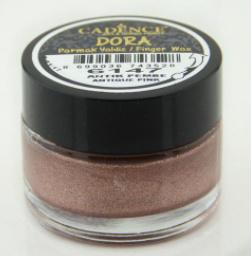 waterbased cadence dora  finger wax antique roze